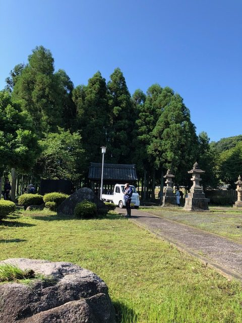 杉崎町 社会奉仕
